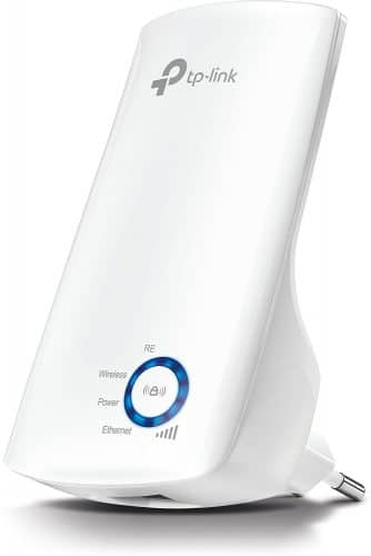 Extensor repetidor red WIFI
