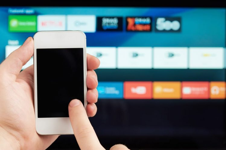 Compartir Internet movil con smart tv