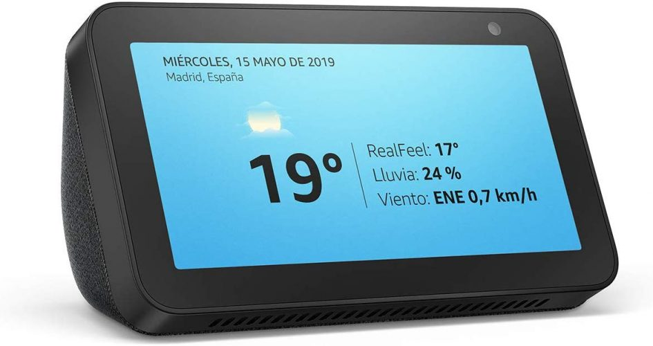 Amazon Echo Show 5 Review y opinión
