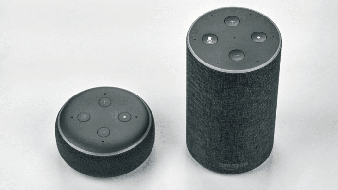 Amazon Echo VS Echo Dot 2019